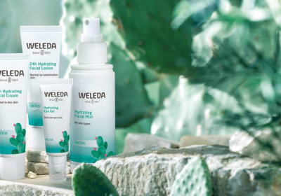 Win 1 of 5 sets of Weleda Hydrating Facial Care products packs