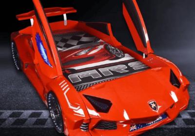 Win a Lorenzo GT999 Super Car Bed ($2,449)