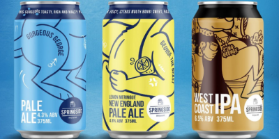Win a Case of Beer from Springside Brewing