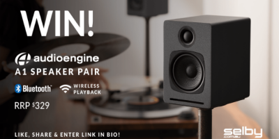 Win Audioengine A1 Active Wireless Speakers