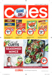 Coles Catalogue – July 03 to 09, 2019