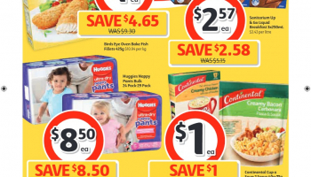 Coles Catalogue – July 10 to 16, 2019