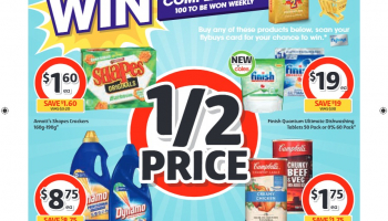 Coles Catalogue – July 24 to 30, 2019