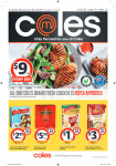 Coles Catalogue – June 12 to 18, 2019