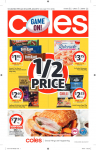 Coles Catalogue – June 19 to 25, 2019