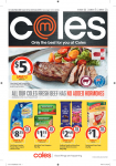 Coles Catalogue – June 26 to July 02, 2019
