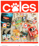 Coles Pet Catalogue – June 05 to 11, 2019