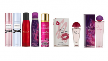Win a Fragrance Prize Pack
