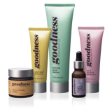 Win the COMPLETE Goodness Skincare Range!