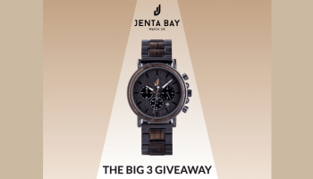 Win 1 of 3 Abbotsford Watches