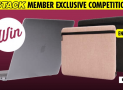 "Win a MacBook Pro 16"" & Incase products"