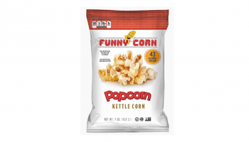 Get your FREE sample of Funny Corn Popcorn