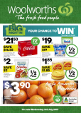 Woolworths Catalogue – July 03 to 09, 2019