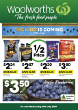 Woolworths Catalogue – July 10 to 16, 2019