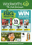 Woolworths Catalogue – June 12 to 18, 2019