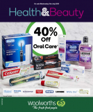 Woolworths Health & Beauty Catalogue – July 31 to August 06, 2019