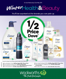 Woolworths Health & Beauty Catalogue – May 29 to June 04, 2019