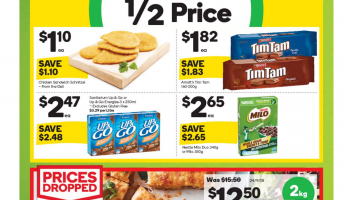 Woolworths Catalogue – Aug 5 to Aug 11, 2020
