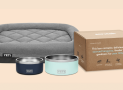 Win a Dog Bed + 2 Dog Bowls + Dog Food