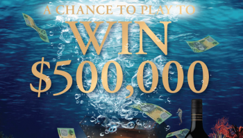 Win $500,000 in cash