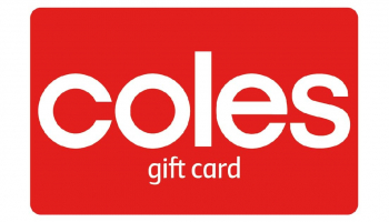 Win a $1,000 Coles Myer Gift Card