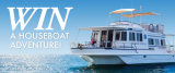 Win a Houseboat Adventure