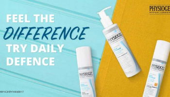 FREE Samples of Physiogel Daily Defence Facial Care Range