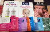 Request your FREE Samples of GAIA Skin Naturals!