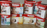 Try $50 of Huggies Baby Products for FREE!