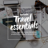 WIN 5 Travel Essentials from Karryon