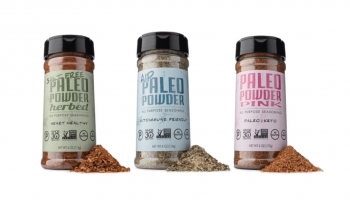 Free Sample Packs from Paleo Powder Foods