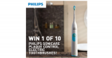 Try to WIN a Sonicare Philips Toothbrush