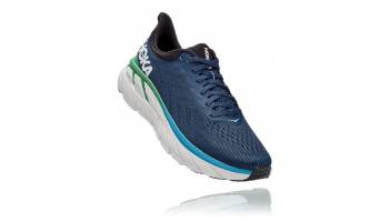 Win a pair of Hoka One One Clifton 7 Running Shoes