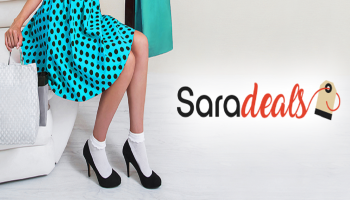 -50% off all Saradeals.com Products