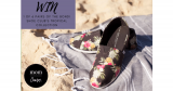 Try to WIN a pair of The Bondi Shoe Club's Tropical Shoes