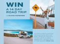 Win a 14-day Campervan Hire + $1500 of Surfstitch Clothing