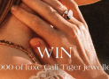 Win $1,000 worth of Cali Tiger Jewellery