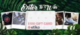 WIN a $100 Etiko Fairtrade Gift Card