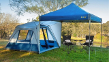 Win a Camping Package with Gazebo, Gazebo Tent & 2 x Camping Chairs