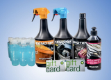 Win Car Cleaning & Polishing Products, 12 Bottles of Hand Sanitiser, 2 x $100 BP Fuel Cards &+