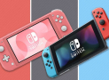Win a Nintendo Switch Lite Games Console
