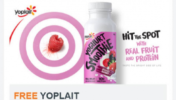 Free Yoplait Yoghurt Smoothie @ Woolworths